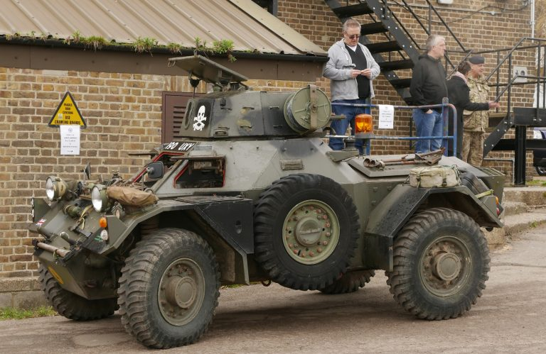 Armoured Car
