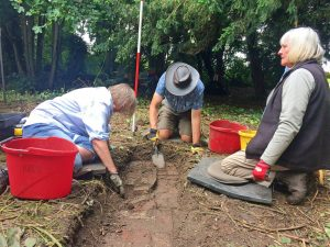 Archaeological Field Unit - Dig Day at Bredhurst @ Will be advised on confirmation of attendance