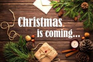 'The Goose is Getting Fat! The History of Christmas traditions (Talk) - via Zoom Web Meeting