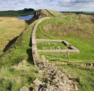 Hadrian's Wall (Sittingbourne Society Talk) @ Phoenix House