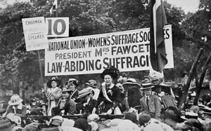 Suffragettes & Suffragists - votes for women (Sittingbourne Society Talk) @ Phoenix House